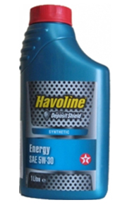 Моторно масло Texaco HAVOLINE ENERGY 5W30 1L