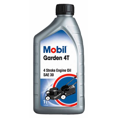 Масло за мотор Mobil MOBIL GARDEN 4T SAE 30 1L